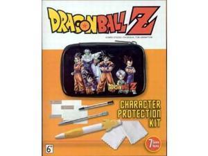 gamemaster dragonball z character protection kit all heroes  nintendo 3ds
