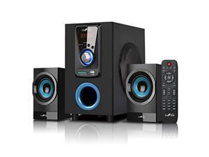 beFree Sound BFS-65 Channel Surround Bluetooth Speaker System