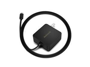 Nekteck USB-IF Certified USB Type C Wall Charger with Power delivery PD 45W Built-in 6ft USB-C Cable for Macbook 12-inch/ Pro 2016, Google Pixel 2/ Pixel/ Pixel XL Galaxy Note 8/ S8/ S8 Plus More