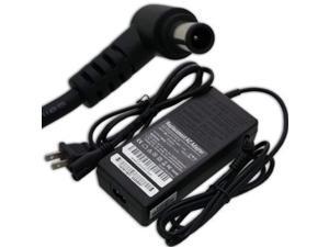 Laptop AC Adapter/Power Supply/Charger+US Power Cord for Sony Vaio PCG-6R3L PCG-9D1R VGN-CR220E/P VGN-CR490 VGN-FE31Z VGN-FE550G VGN-N220E/W VGN-NR180E VGN-SZ21SP VGN-SZ330P pcg-5l3l vgn-cr540e vgn-cs