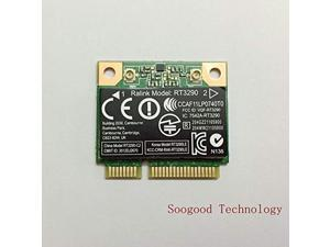 rt3290 half mini pcie pci-express wlan wireless wifi bluetooth bt card replacement for hp compaq laptop sps 689215-001 690020-0