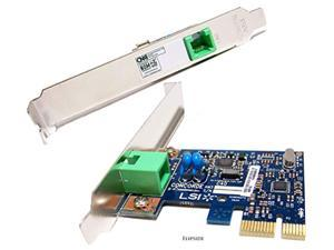 hp concorde 56k pcie x1 fax modem card
