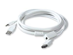 kanex extension cable for apple led cinema display 24-inch 27-inch (6 feet)