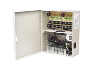 power supply, wall mount, 18 channel, 8inw