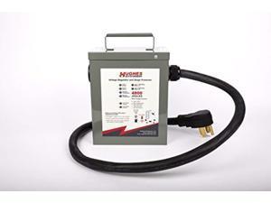 hughes autoformers rv220-50sp rv220-50-sp voltage booster/surge 50 amp