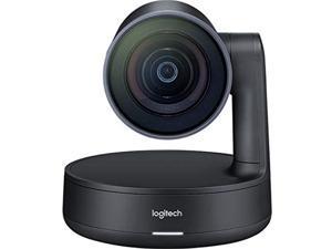 Logitech Video Conferencing Camera - 13 Megapixel - 60 Fps - Matte Black Slate Gray - Usb 3.0