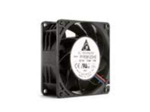 delta pfr1212uhe-sp00 dc fans 120x120x38mm12v dc fan with speed sensor (tach) and pwm speed control