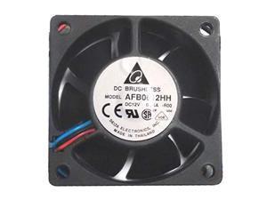 delta 60x60x25mm ultra high speed fan afb0612hh-r00