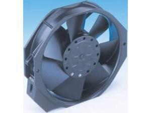 ebmpapst 4600X 115VAC 119MM x 119MM x 38MM All Metal Inverter Server Cooling Fan High Tempreture