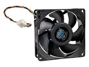 cooler master dc12 045a fan 80x25mm 4w fa08025m12lpa