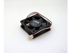 cooler master 60mm x 60mm x 20mm fan 3-pin 12v 4300rpm medium speed