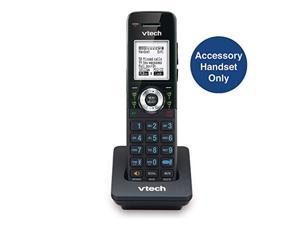 vtech am18047 accessory cordless handset, black | requires a vtech 4-line expandable small business office phone system to oper