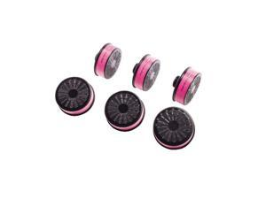 msa round threaded cartridge for ultra filter respirator, p100