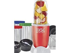 magic bullet 17 piece food processor red-limited edition - the original - as seen on tv over 40 million sold make healthy smoot