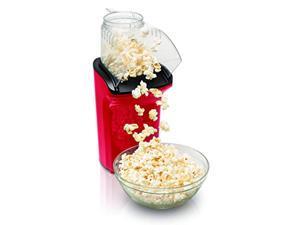 hamilton beach 73400 hot air popcorn popper, red