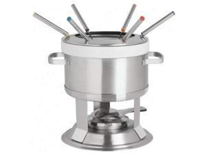 trudeau 0829193 ss fondue pot, 67 oz, stainless