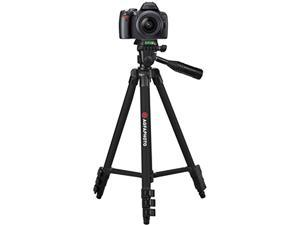 """new agfaphoto 50"""" pro tripod with case for canon powershot sx40 hs"""