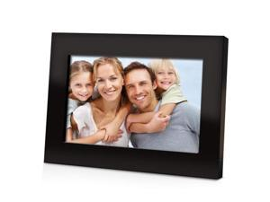 coby dp700blk 7-inch digital picture frame -black