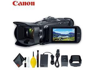 canon vixia hf g50 uhd 4k camcorder (black) (us model) - starter bundle