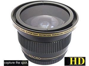ultra hi-def super panoramic fisheye lens for sony dsc-rx1r ii m2