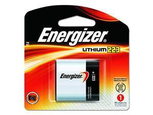 energizer el223apbp professional 6v lithium photo battery
