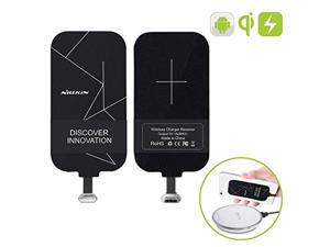nillkin qi wireless charger receiver, ultra thin 0.16cm magic tag wireless charging receiver patch module chip for google pixe/