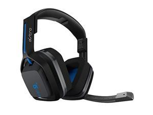 astro gaming a20 wireless headset, black/blue - playstation 4