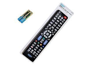 "HQRP Remote Control for Samsung 4K UHD HU9000 Series UN78HU9000FXZA UN65HU9000FXZA UN55HU9000FXZA 78"" 65"" 55"" LCD LED HD Smart TV + HQRP Coaster"