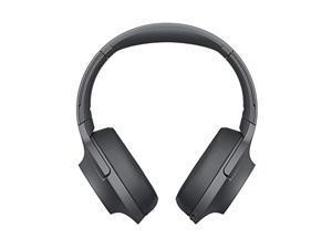 Sony WH-H900N h.ear Series Wireless Over-Ear Noise Cancelling High Resolution Headphones (International version/seller warranty) (Black)