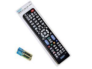 "hqrp remote control for samsung uhd hu6950 series un55hu6950fxza un50hu6950fxza un40hu6950fxza 55"" 50"" 40"" lcd led hd smart tv"