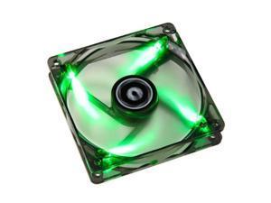 bitfenix bff-blf-p12025g-rp spectre pwm 120mm led case fan, green