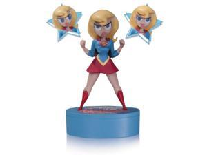 dc collectibles best friends forever: super girl secret storage box