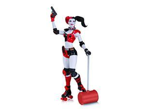 dc collectibles dc comics - the new 52: harley quinn action figure