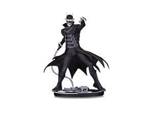 dc collectibles batman black & white: the batman who laughs resin statue