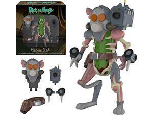 funko 29783 action figure: rick & morty pickle, multicolor