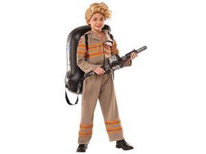 rubie's costume ghostbusters movie deluxe child costume, medium
