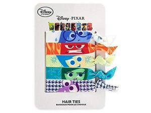 disney / pixar inside out inside out hair tie set