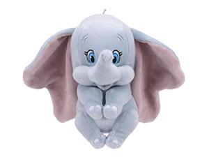"ty beanie baby - dumbo the elephant - medium - 9"""