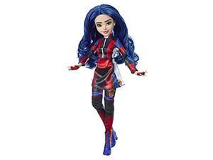 disney descendants evie fashion doll, inspired by descendants 3