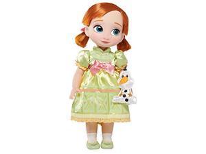 disney animators' collection anna doll - frozen - 16 inch