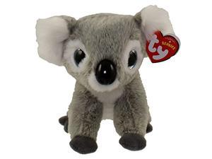 ty beanie babies kookoo the koala 6 inches style 42128 new with tag 15cm