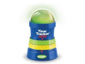 learning resources time tracker mini visual timer, auditory and visual cue, ages 3+