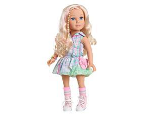 "journey girls 18"" doll - ilee ( exclusive) multicolor"