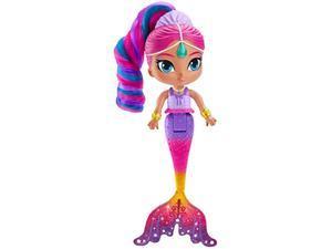 fisher-price nickelodeon shimmer & shine, rainbow shimmer mermaid