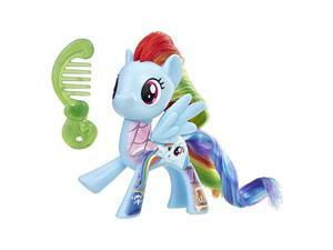 my little pony: the movie all about rainbow dash