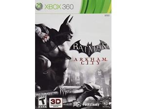 warner bros batman: arkham city