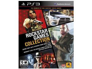 rockstar games collection edition 1 - playstation 3