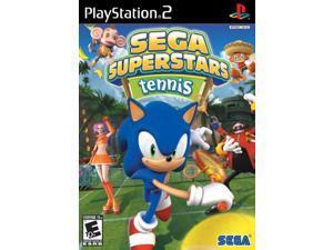 sega superstars tennis - playstation 2