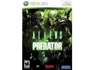 aliens vs predator - xbox 360