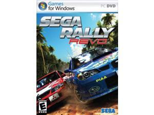 sega rally revo - pc (collector's)